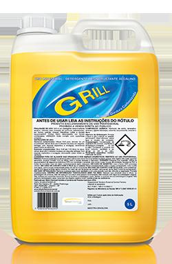 Detergente Desincrustante Alcalino