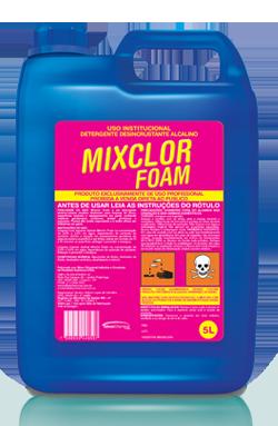 Detergente Alcalino Clorado